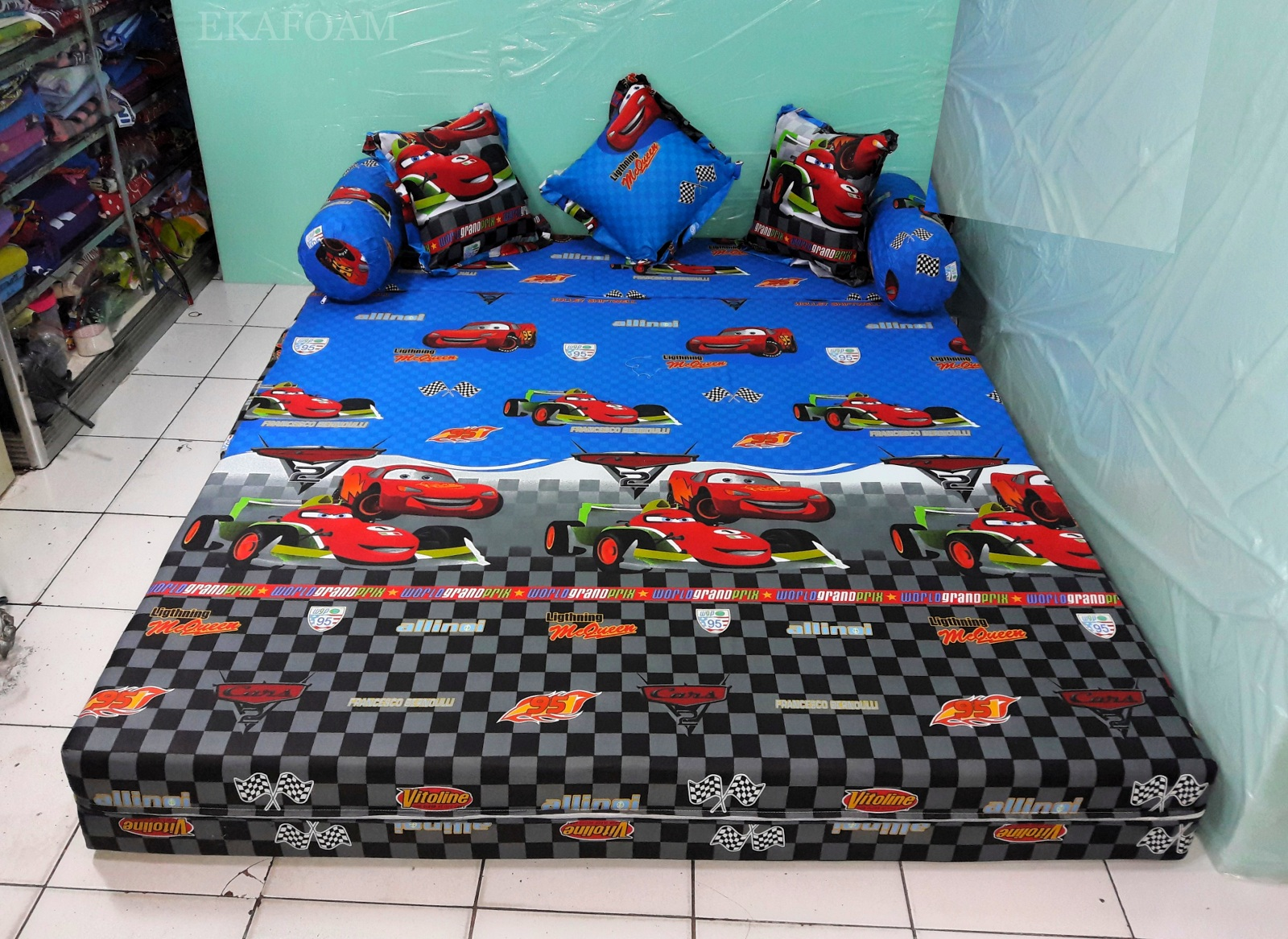 Sofa Bed Inoac 3 In 1 Concepts Dubai Motif Anak Agen Resmi Kasur Busa