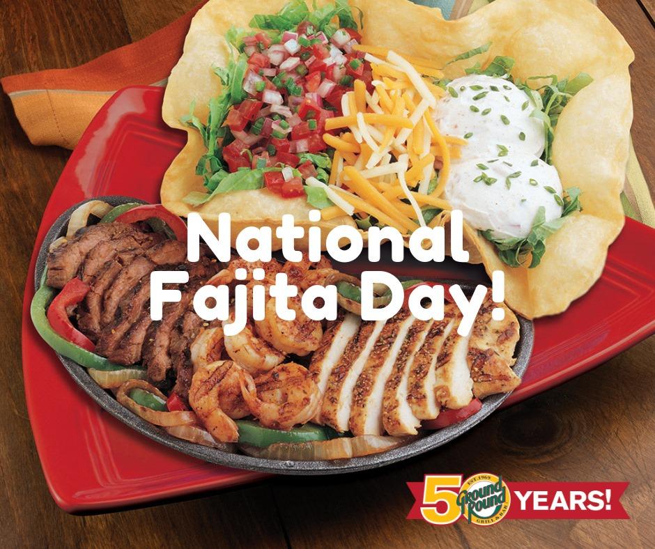 National Fajita Day