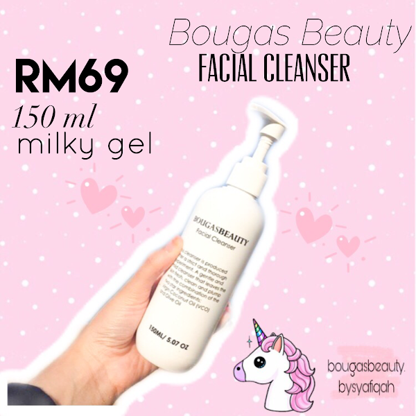 Skincare Review : Bougas Beauty Cleanser
