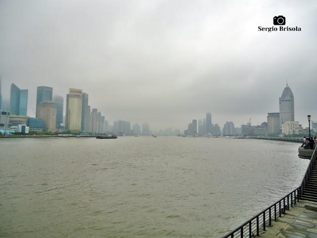Huangpu River (South) - Shanghai