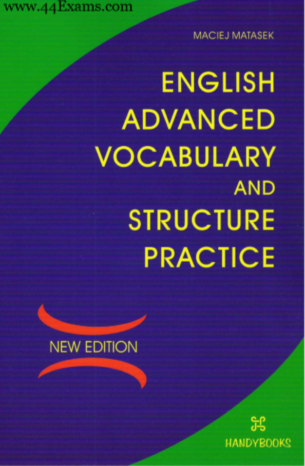 English-Advanced-Vocabulary-and-Structure-Practice-PDF-Book
