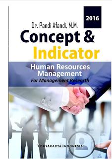 Review Buku Concept & Indicator Human Resources Management