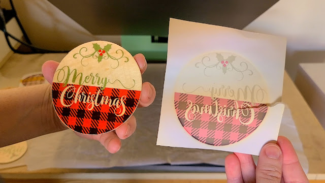 wood signs, sublimation, sublimation printing, sawgrass, wood sublimated ornaments
