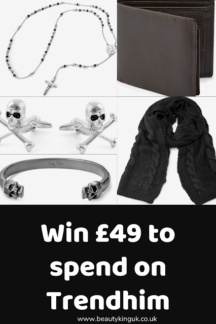 Win £49 to spend at Trendhim