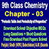 Periodic Table And Periodicity of Properties | Chemistry 9 Class Notes - Easy Notes
