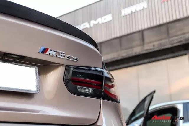 BMW M3 F80 từng của Cường 'Đô-la' lột xác với gói độ độc đáo
