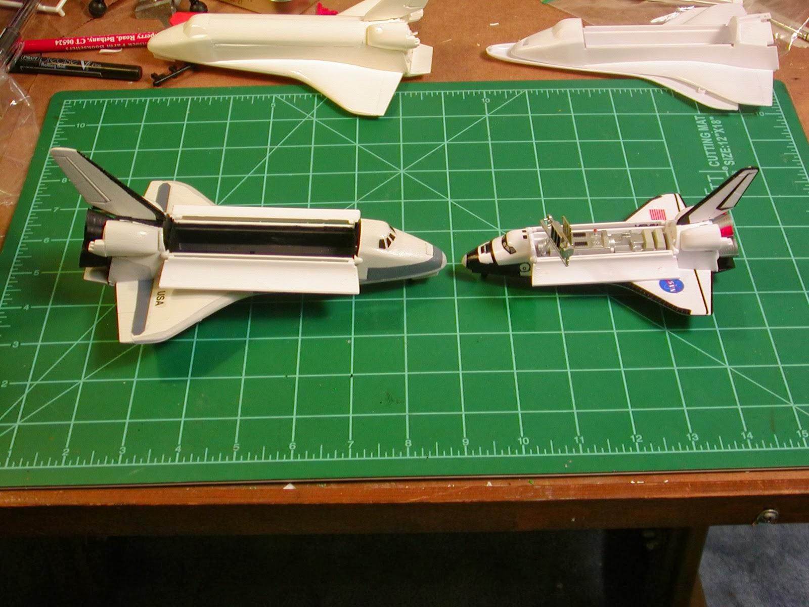 monogram space shuttle interior - photo #8