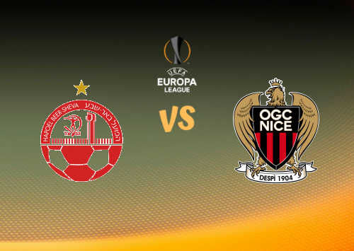 Hapoel Be'er Sheva vs Nice