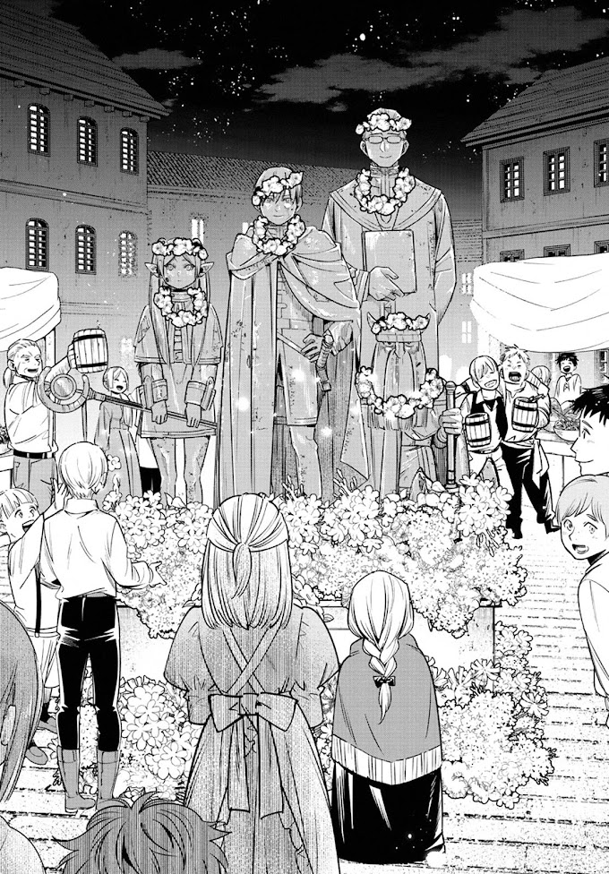 Sousou no Frieren Vol. 2 Ch. 13 Bahasa Indonesia