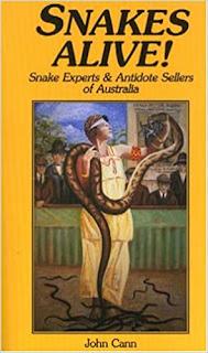 Snakes Alive! John Cann