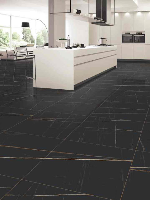 Kitchen Flooring / Tiles for Kitchen / Kitchen Floor Tiles / Kitchen Floor Ideas