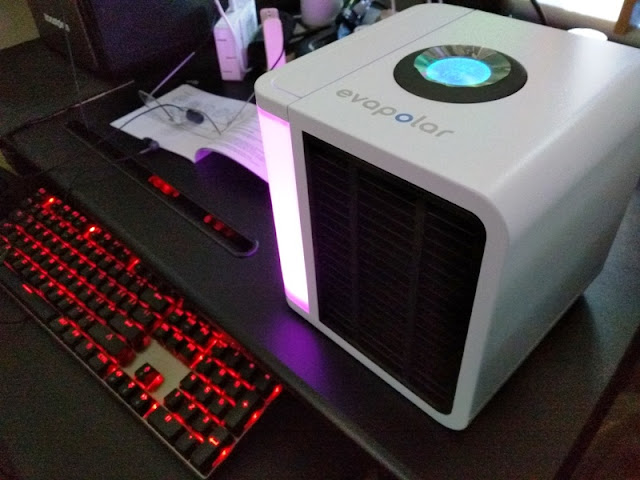 Personal Desk Air Conditioner Really Works