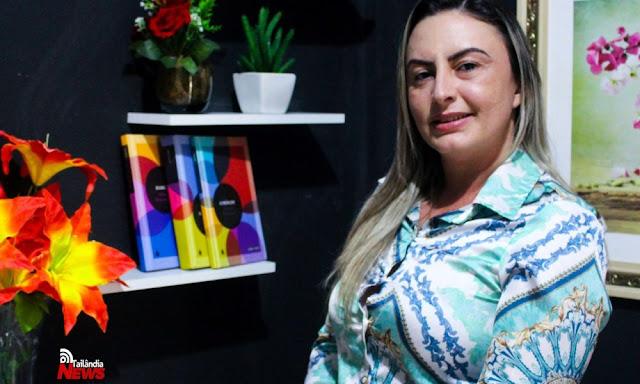 A Chapadinhense Cantora Darlene Rangel é destaque gospel no Estado do Pará
