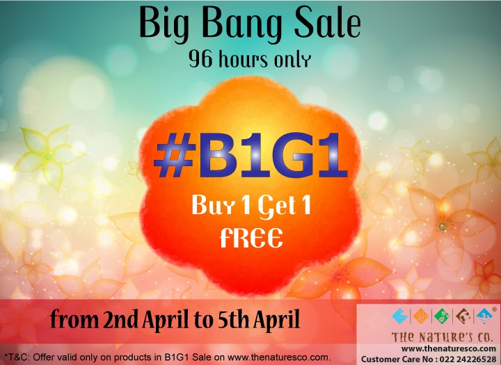 The BIG Big Bang Summer Sale