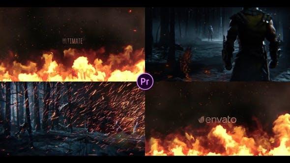 Ultimate Fire Trailer[Videohive][Premiere Pro][22010978]