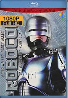 Robocop (1987) [1080p BRrip] [Latino-Inglés] [LaPipiotaHD]