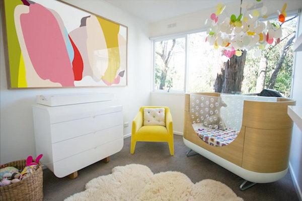 Ιδέες διακόσμησης βρεφικού δωματίου