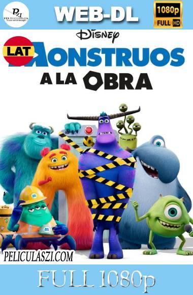 Monstruos a la Obra (2021) Full HD Temporada 1 WEB-DL 1080p Dual-Latino VIP