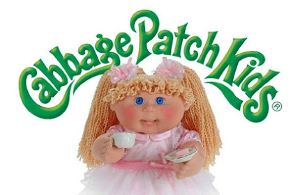 Boneka Cabbage Patch Kid