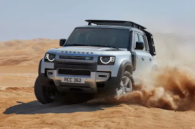 2020 Land Rover Defender Review, Specs, Price
