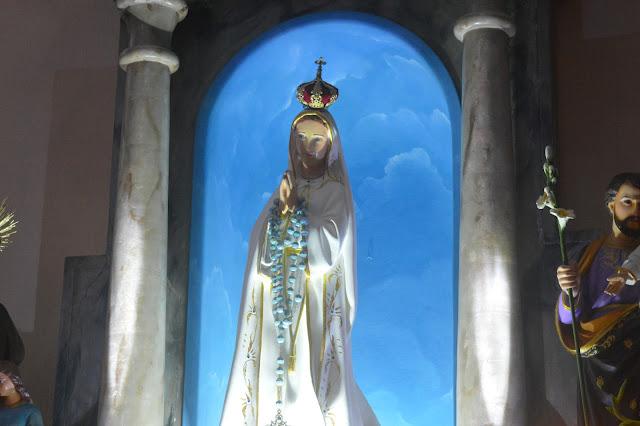 MAIO 2021: Nossa Senhora de Fátima será festejada nesta quinta-feira(13), na Matriz de São Joaquim