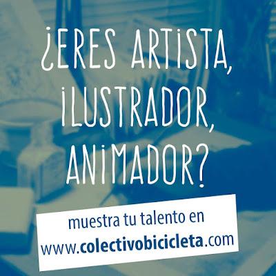 Submissions - Muestra tu talento gráfico en Colectivo Bicicleta