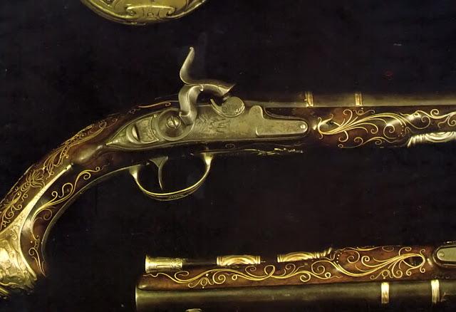 História das armas de fogo