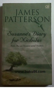 Novel suzanne's diary for Nicholas by James Peterson