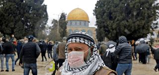 إغلاق المصليات المسقوفة في المسجد الأقصى تجنبًا لانتشار كورونا