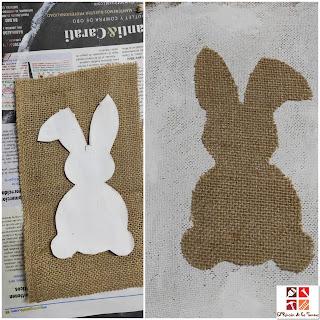 diy rabbit