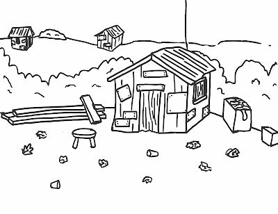 Matt's Sketch Pad: JUMP VBS Illustrations