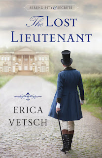 book cover of The Lost Lieutenant