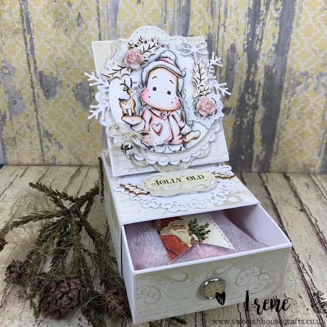 Tilda with Little Rudolf | By Irene