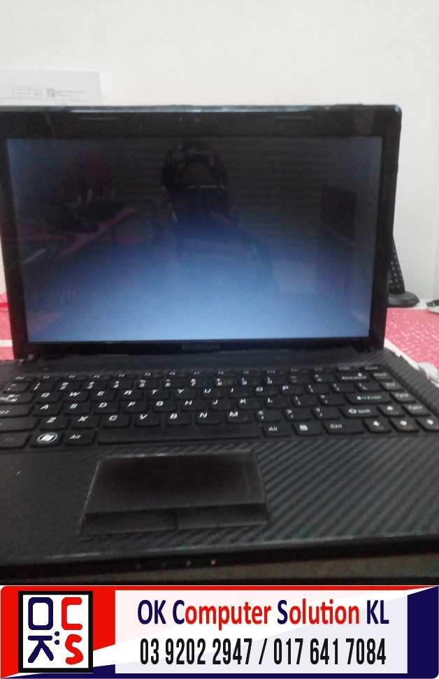 [SOLVED] LENOVO G470 BLANK SCREEN | REPAIR LAPTOP CHERAS 6