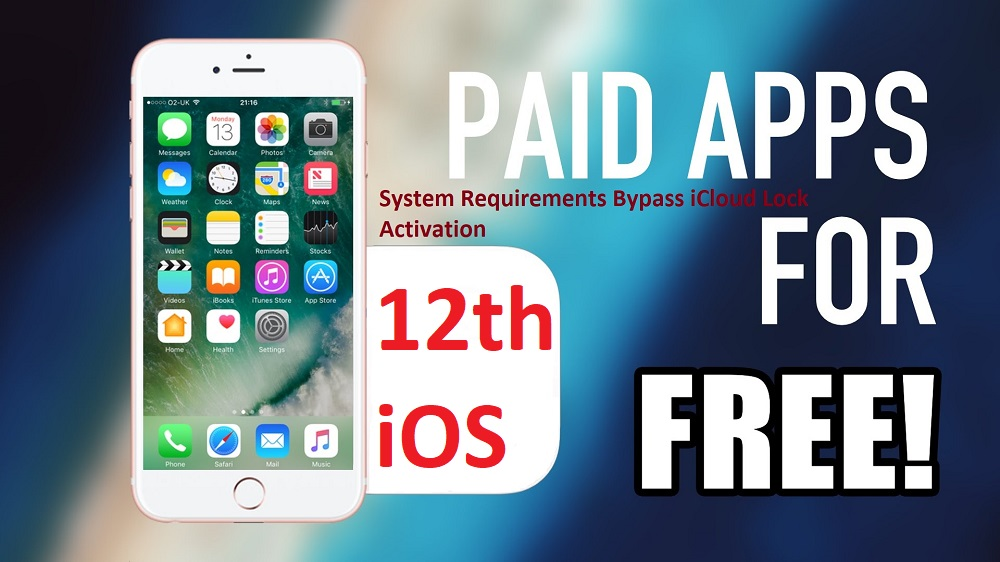 iCloud iOS 12/ 12 1/ 12 2 Bypass And Activation: 2018