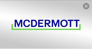 وظائف في شركة(ماكديرموت) العالمية المتعاقدة مع شركة أرامكو