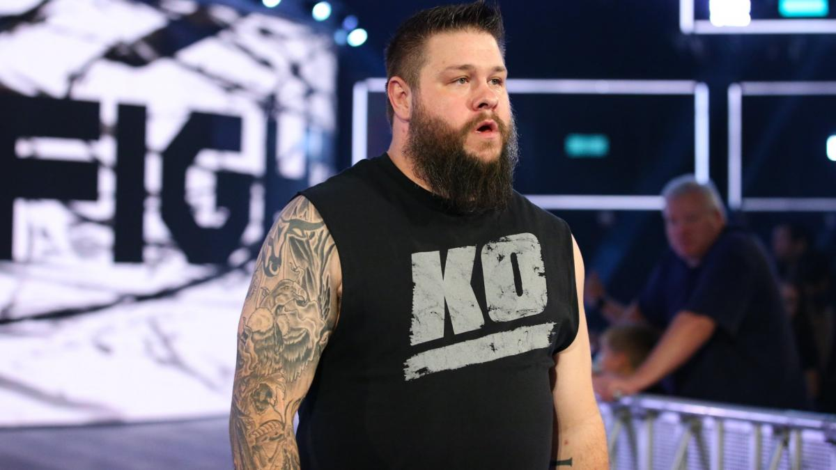 Kevin Owens se classifica para a Men's Money in the Bank Ladder Match