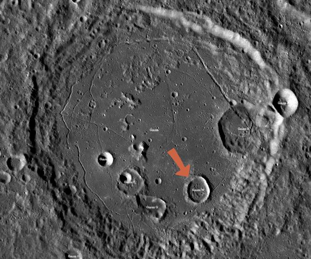 Cratera de Gauss