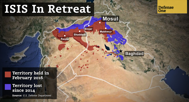 ISIS ISIL lost territory map