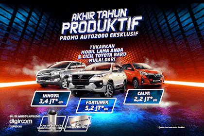 Ambil Promo Toyota Terbaik Akhir Tahun Di ASTRIDO Terdekat Anda