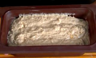 Banana(Overripe) Loaf Cake