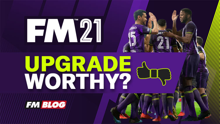 Football Manager 2021: Worth the upgrade with winter?