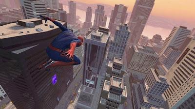 The Amazing Spiderman Game Ringan PC