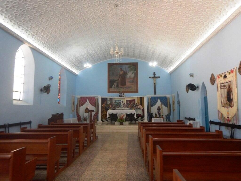Capela de São Roque em Paquetá