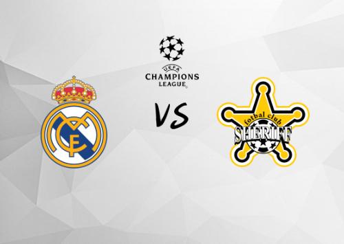 Real Madrid vs Sheriff Tiraspol  Resumen y Partido Completo