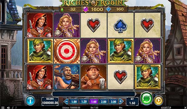 Main Slot Indonesia - Riches of Robin (Play N Go)