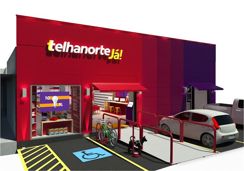 Telhanorte inaugura, em São Paulo, sua primeira loja de bairro