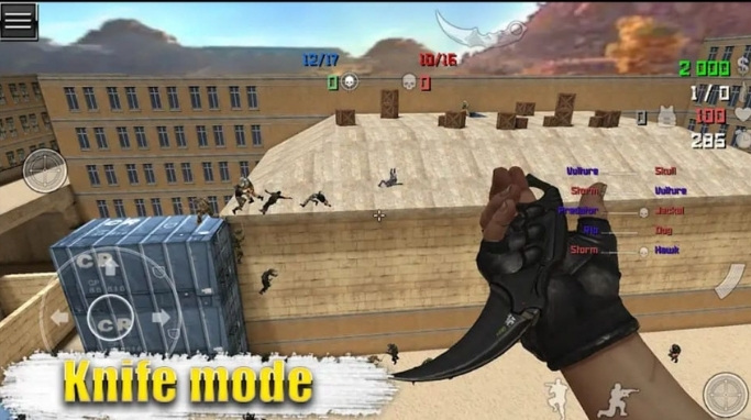 Game Perang Special Forces Mirip Counter Strike