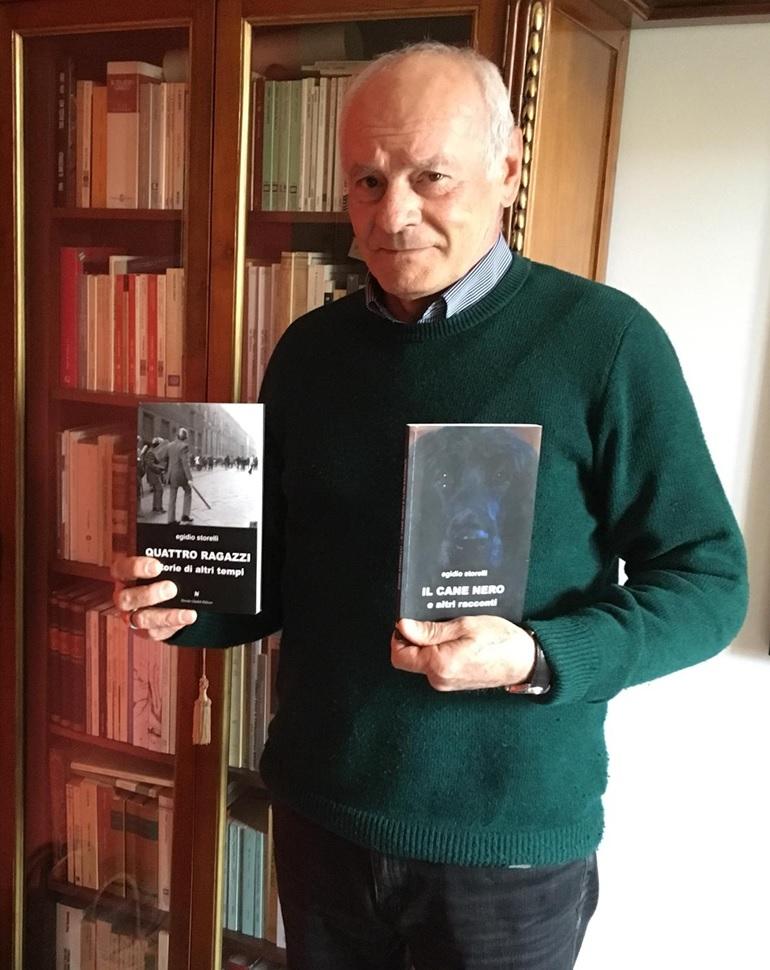 Intervista: dieci domande a Egidio Storelli