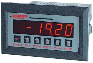 KEP meter Intellect-69PM2 (INT69PM2) Process Monitor with Analog Inputs